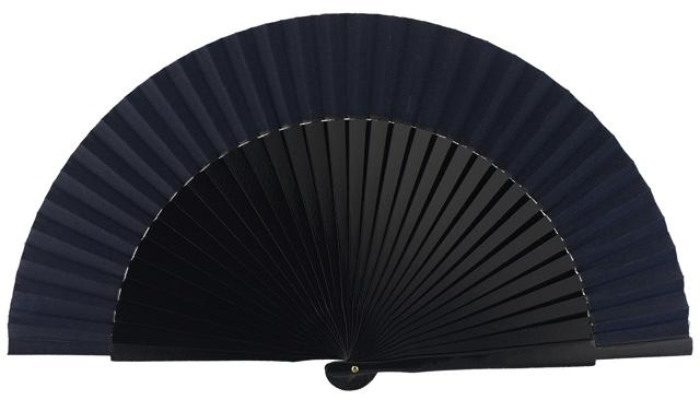 Wooden fan in colors 4055MAR