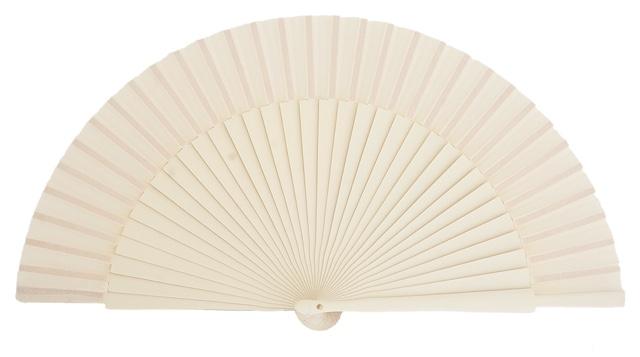 Wooden fan in colors 4055MFL
