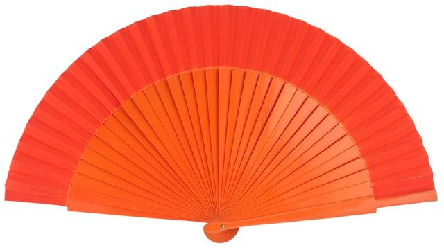 Wooden fan in colors 4055NAR