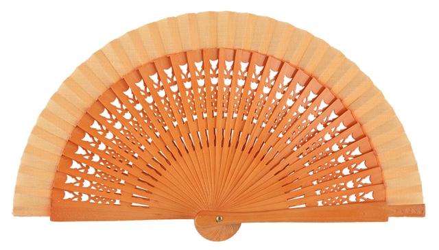 Wooden fan in colors 4064AVE