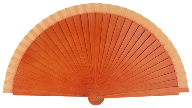 Wooden fan in colors 4066AVE