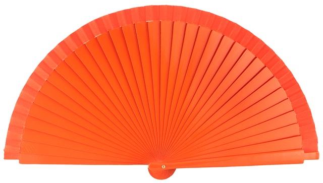 Wooden fan in colors 4066NAR