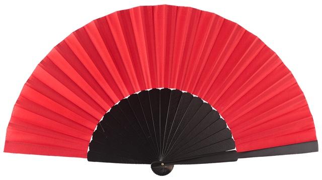 """""""pericon"""" wooden fan 4145/4NER"""