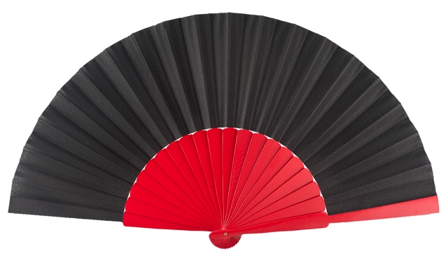 """pericon"" wooden fan 4145/4RJN"
