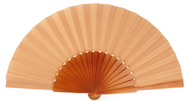 """pericon"" wooden fan 4145AVE"