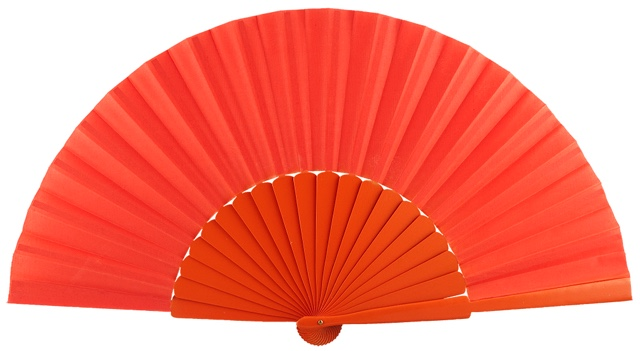 """pericon"" wooden fan 4145NAR"