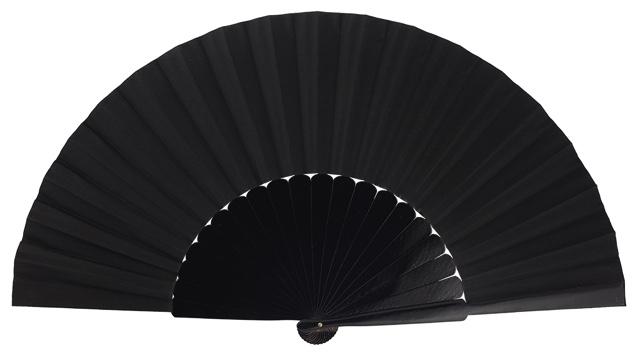 """""""pericon"""" wooden fan 4145NEG"""