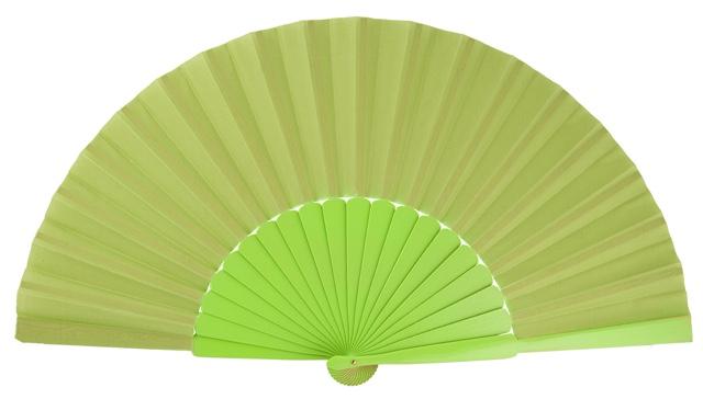 """""""pericon"""" wooden fan 4145PIS"""