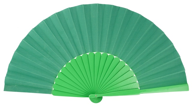 """pericon"" wooden fan 4145VER"