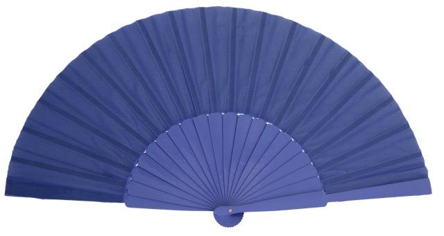 """""""pericon"""" wooden fan 4145VIO"""