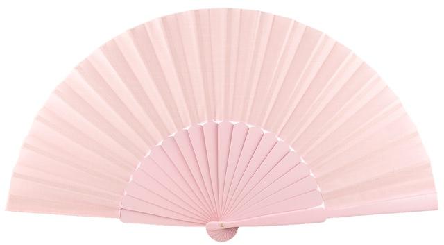 """""""pericon"""" wooden fan 4146ROS"""
