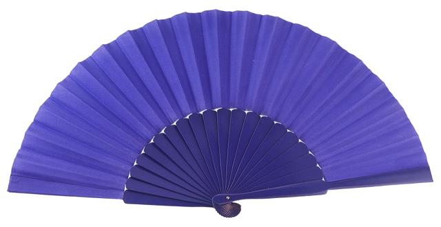 """""""pericon"""" wooden fan 4146VIO"""