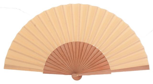Pear wood fan 4408AVE