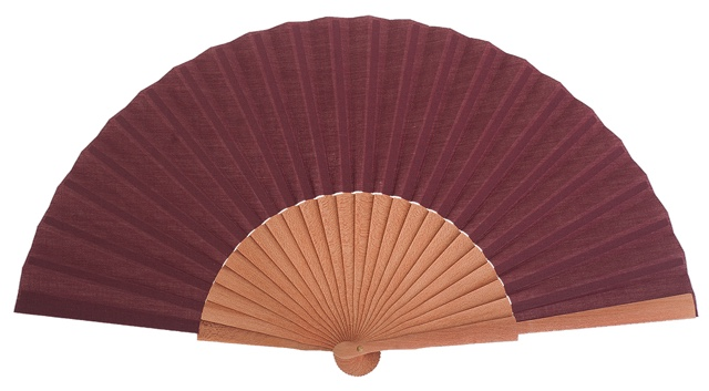 Pear wood fan 4408GRA