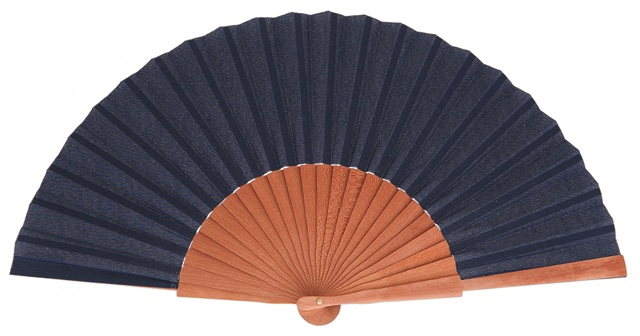 Pear wood fan 4408MAR