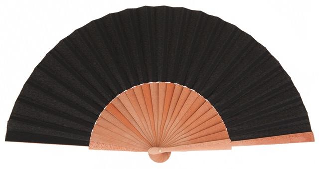 Pear wood fan 4408NEG