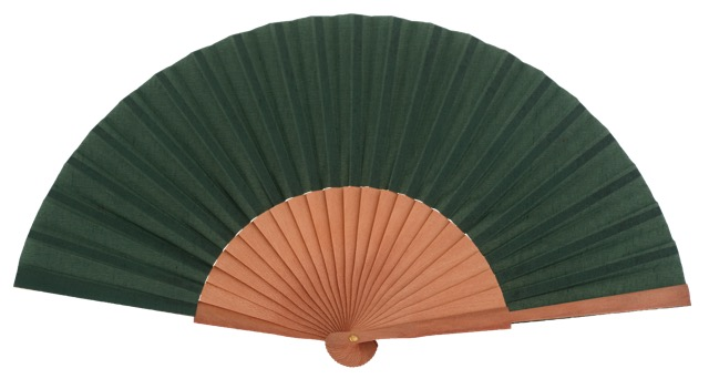 Pear wood fan 4408VBO