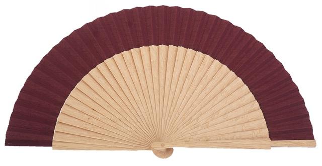Oak wood fan 4424GRA