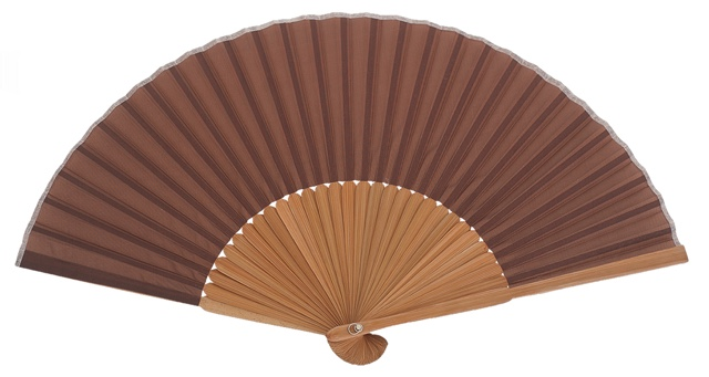 Bamboo fan 4434MRR