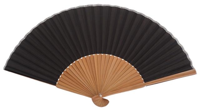 Bamboo fan 4434NEG