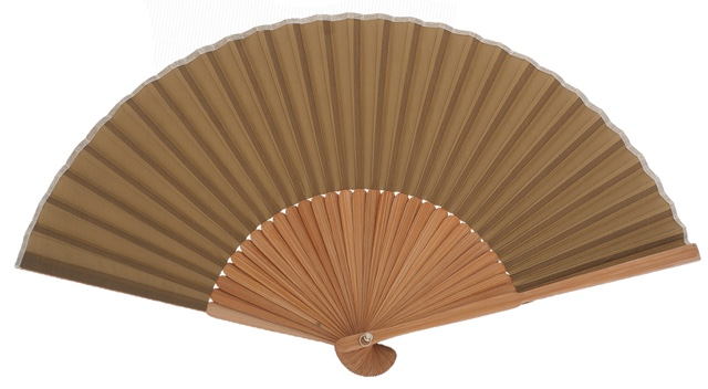 Bamboo fan 4434VBO
