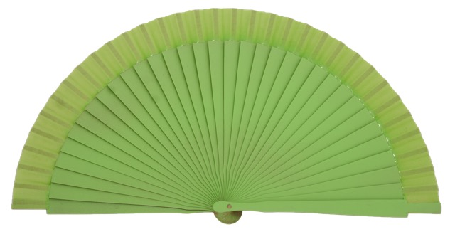 Fagus wood fan 4465PIS
