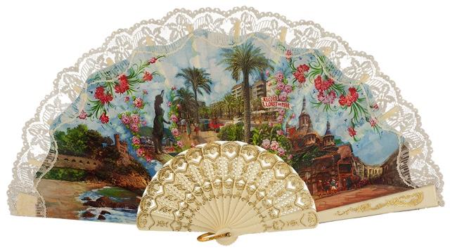 Plastic fan souvenir collections 770MFL