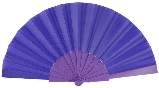 """pericon"" plastic fan 7VIO"
